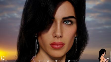 Самый горячий косплей по играм серии Grand Theft Auto
