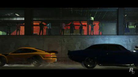 Разбираем трейлер GTA Online: Los Santos Tuners