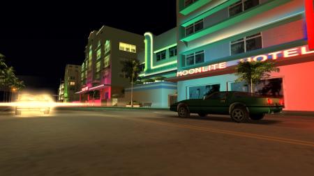 GTA Vice City перенесли на Nintendo Switch