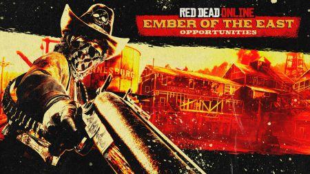 В Red Dead Online новый контент для обновления Blood Money — кража рубина и преступные контракты