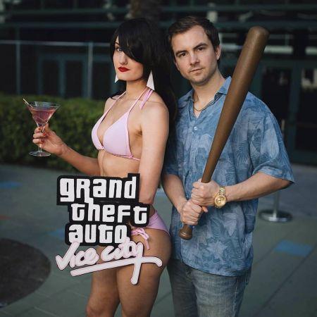 Девушка-Тревор, фанатская пара и двойник Томми Версетти — лучший косплей по GTA с Instagram