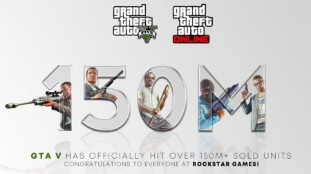Take-Two рассказала про рекордные продажи GTA 5 и RDR 2