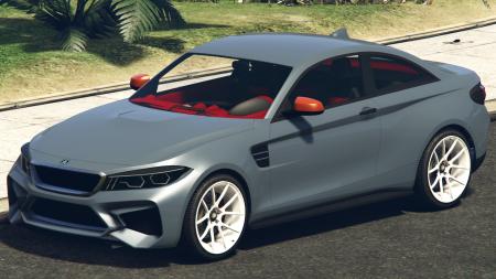 Karin Sultan RS Classic — новое авто в GTA Online