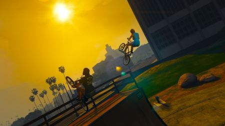 Красоты Лос-Сантоса, закаты и косплей на Most Wanted — лучшие скриншоты игроков GTA Online