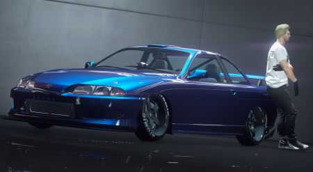 The Karin Previon — the new car in GTA Online