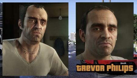Corridor Crew's AI made a bunch of GTA characters look like real people