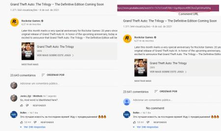 Rockstar Games удаляет слово «мод» в комментариях под анонсом Grand Theft Auto: The Trilogy — The Definitive Edition