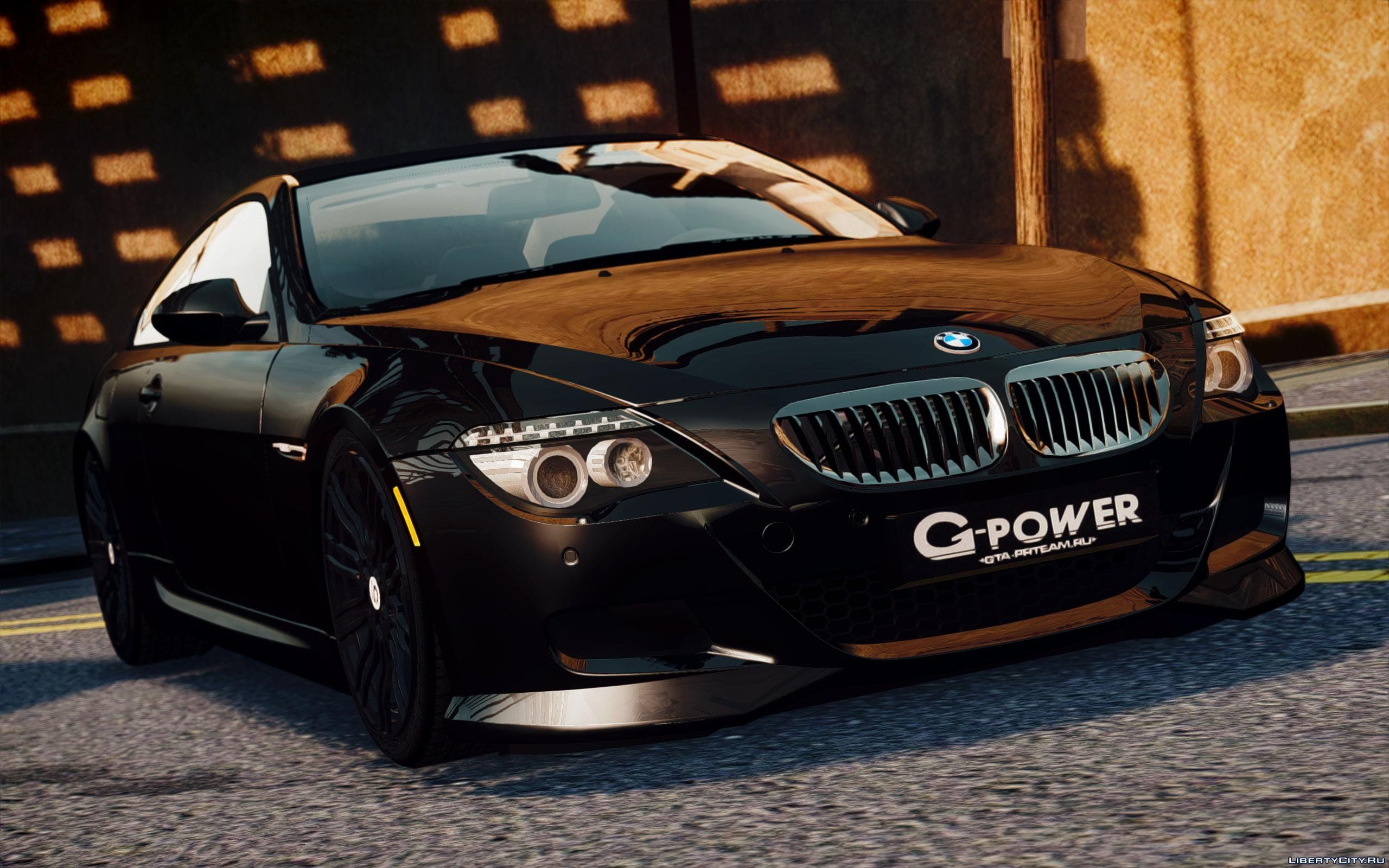 bmw m6 g power hurricane rr gta 4. Black Bedroom Furniture Sets. Home Design Ideas