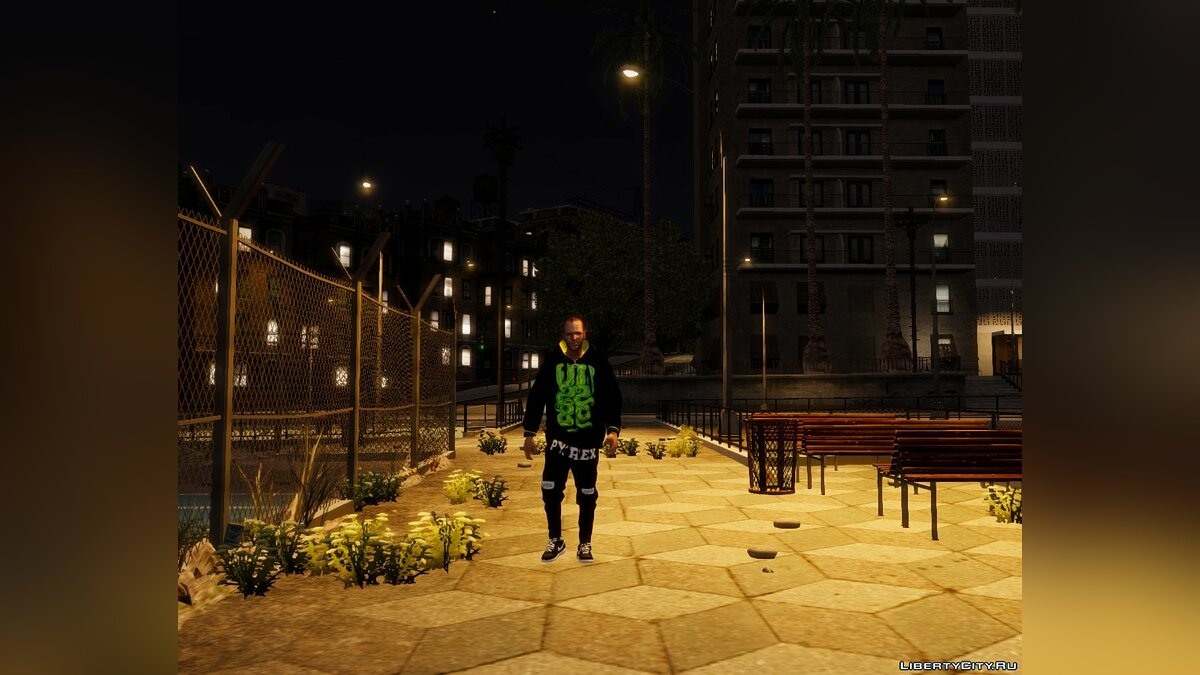 ������� ��� Extensive cloth pack for Niko ��� GTA 4