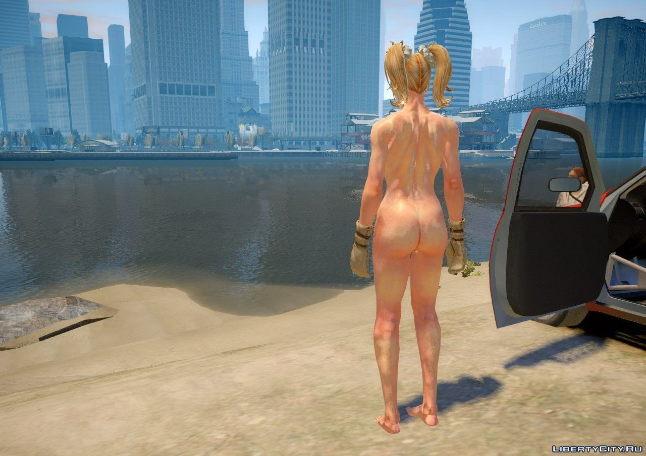 women naked gta iv