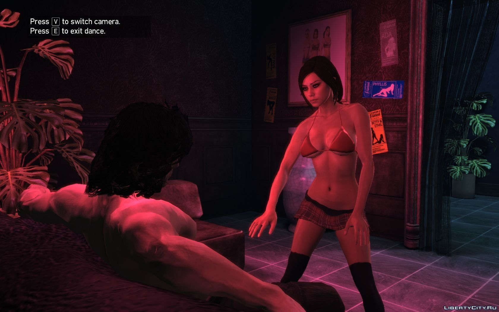 Gta 4 nude girls mod pornos photo