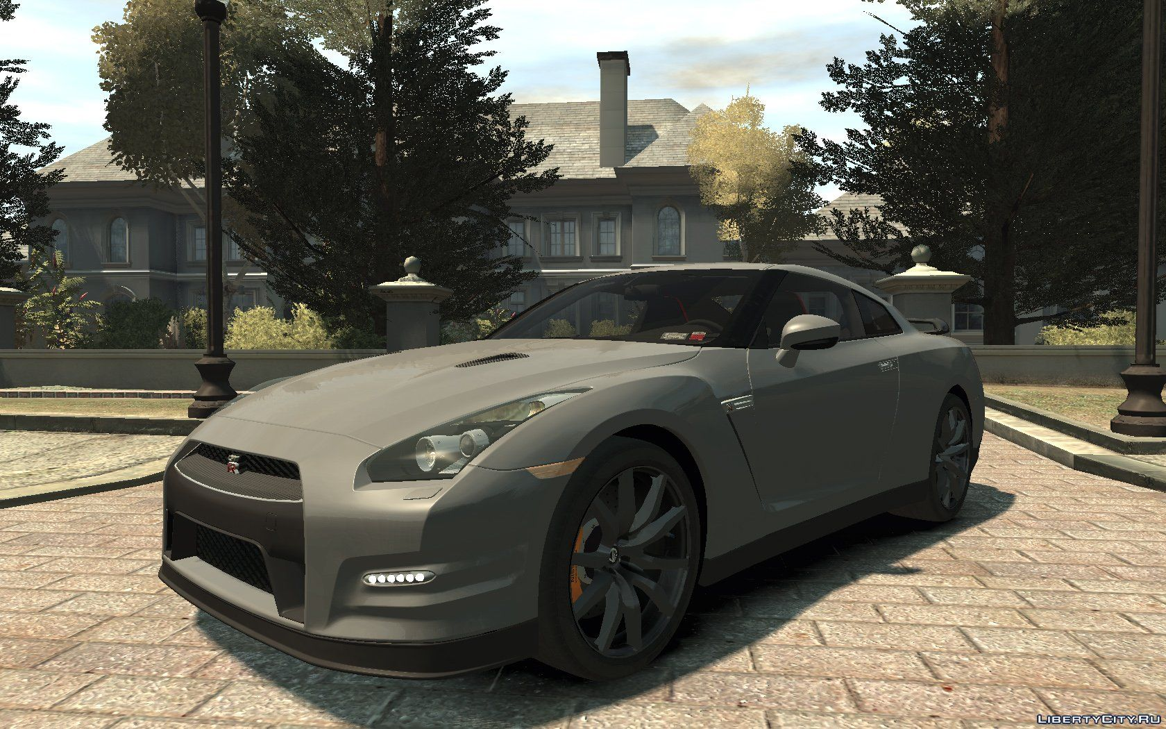 2012 nissan gt r black edition gta 4. Black Bedroom Furniture Sets. Home Design Ideas