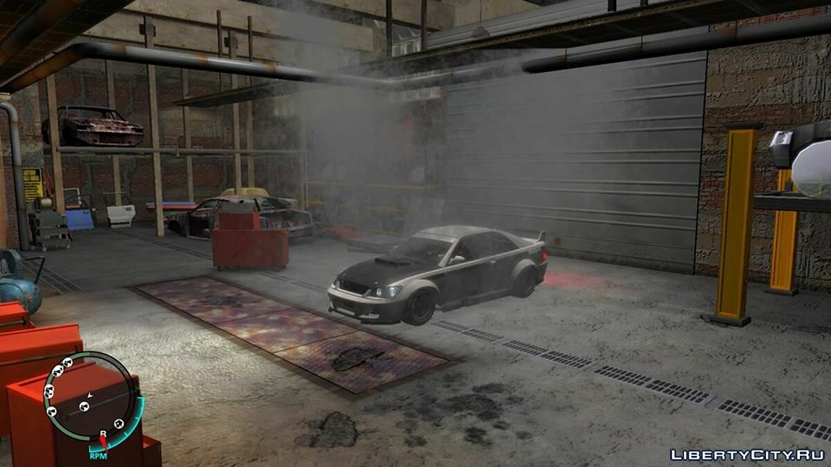 ���������� ��� Liberty City Customs V1.2 ��� GTA 4