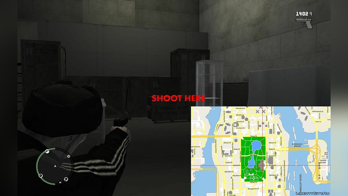 ���������� ��� Museum and Bank Robbery Mod v1.3.0 ��� GTA 4