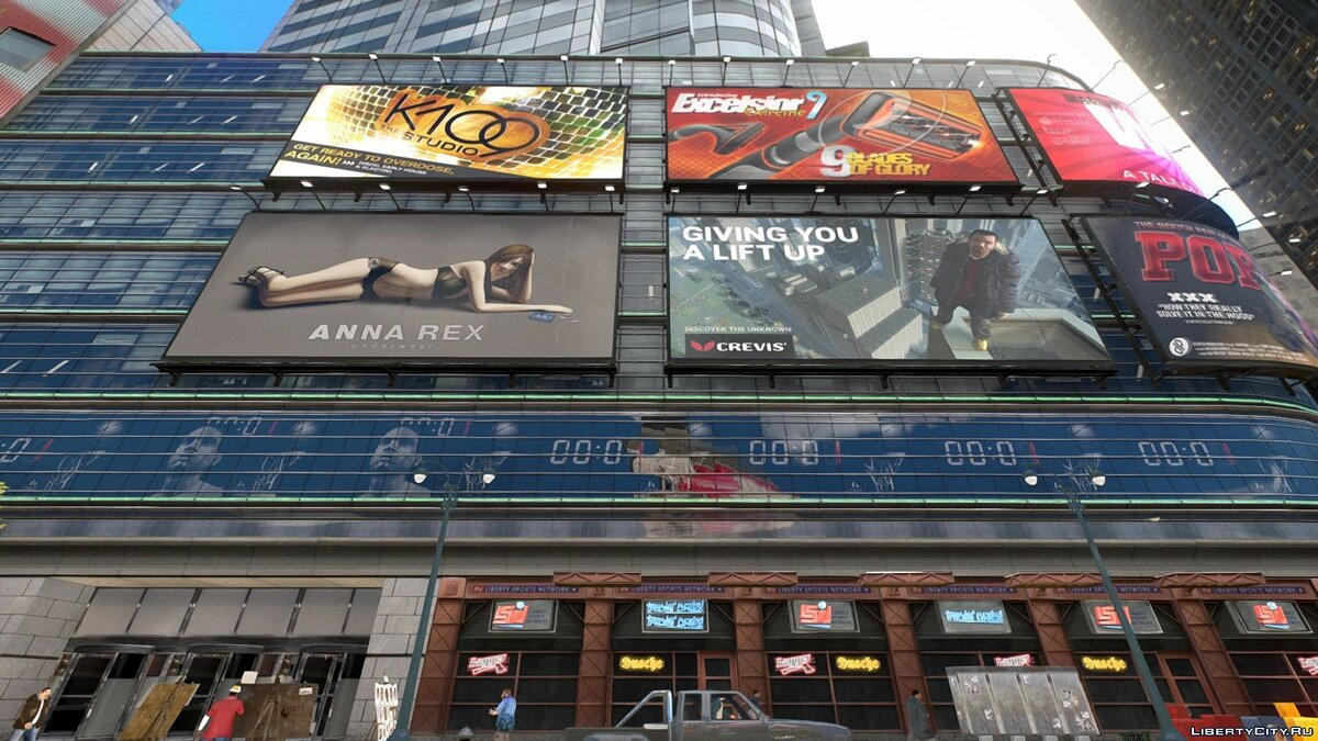 ���������� ��� Star Junction Textures by Vanni ��� GTA 4
