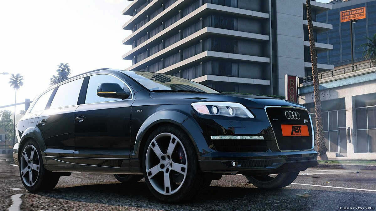 ������ Audi 2009 Audi Q7 AS7 ABT [Add-On / Replace] 1.3 ��� GTA 5