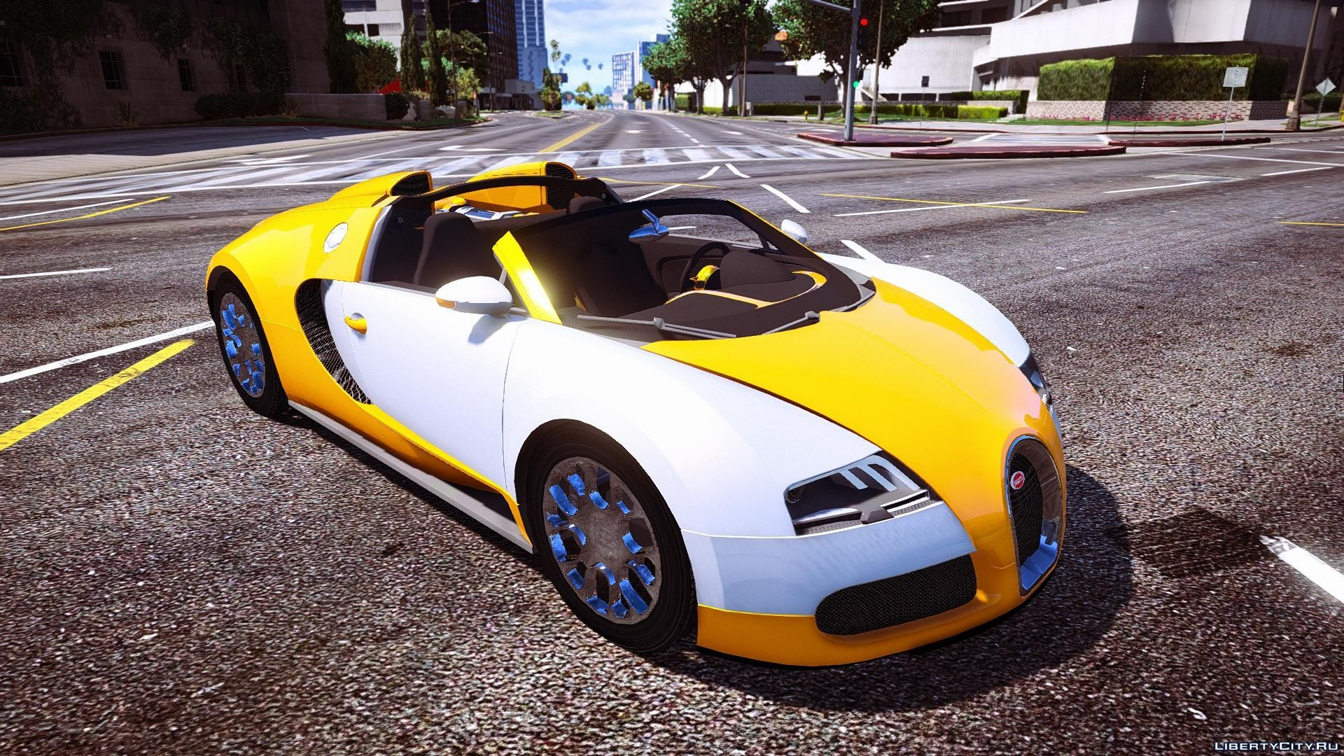 gta v bugatti veyron grand sport v2 gta 5. Black Bedroom Furniture Sets. Home Design Ideas