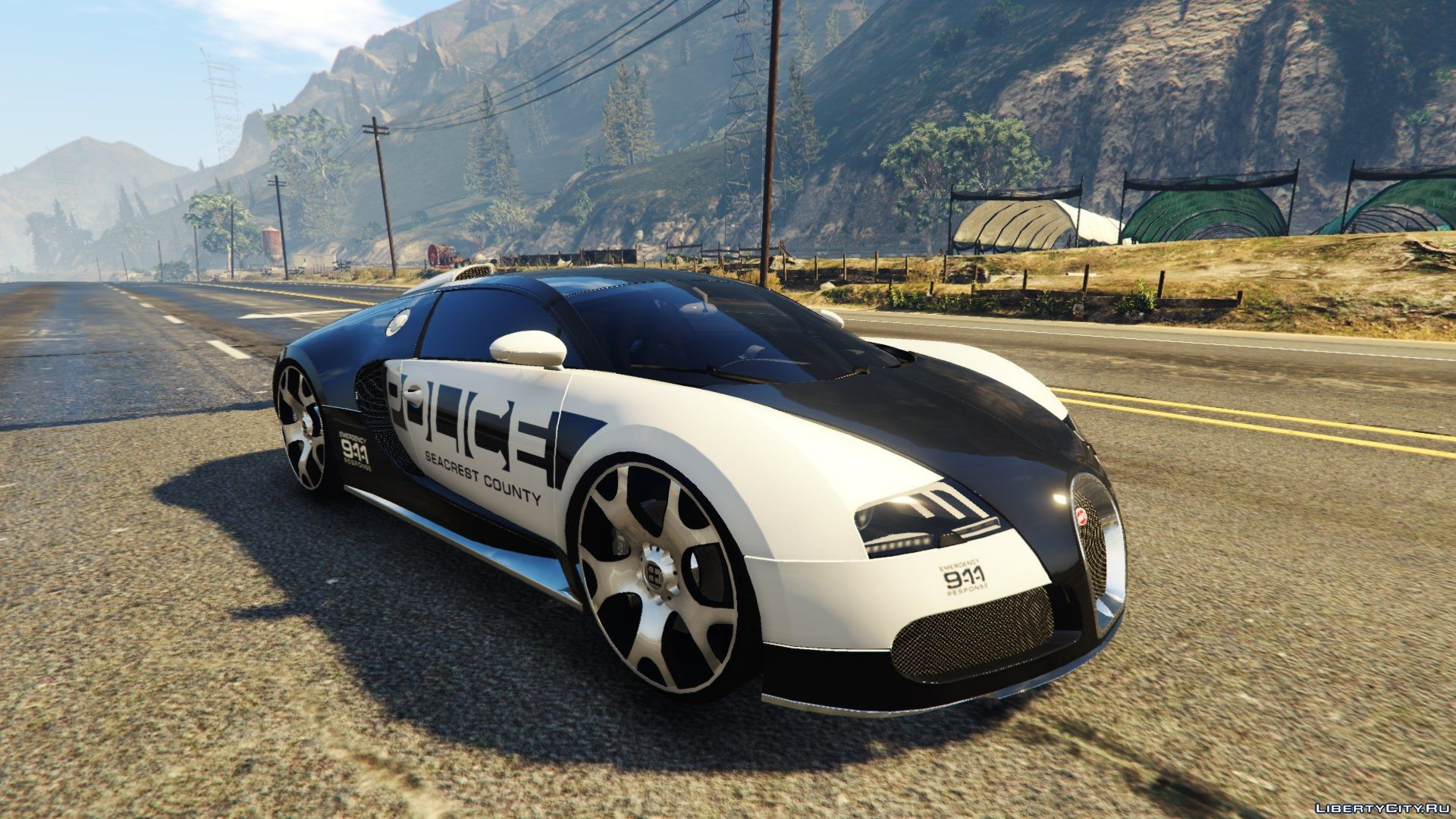 bugatti veyron need for speed hot pursuit police gta 5. Black Bedroom Furniture Sets. Home Design Ideas