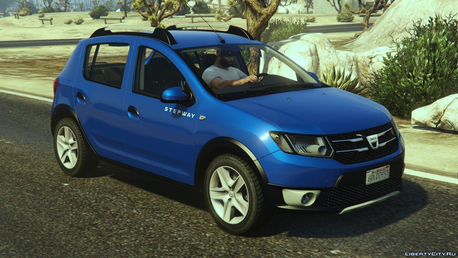 dacia sandero stepway 2014 gta 5. Black Bedroom Furniture Sets. Home Design Ideas