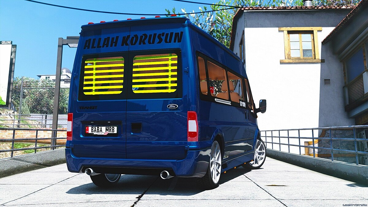������ Ford Ford Transit [Add-On / Replace] 1.1 ��� GTA 5