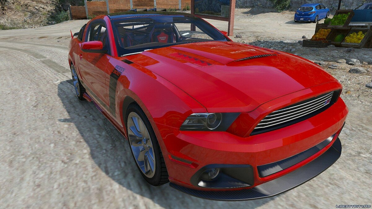 ������ Ford 2013 Ford Mustang Boss 302 1.0 ��� GTA 5
