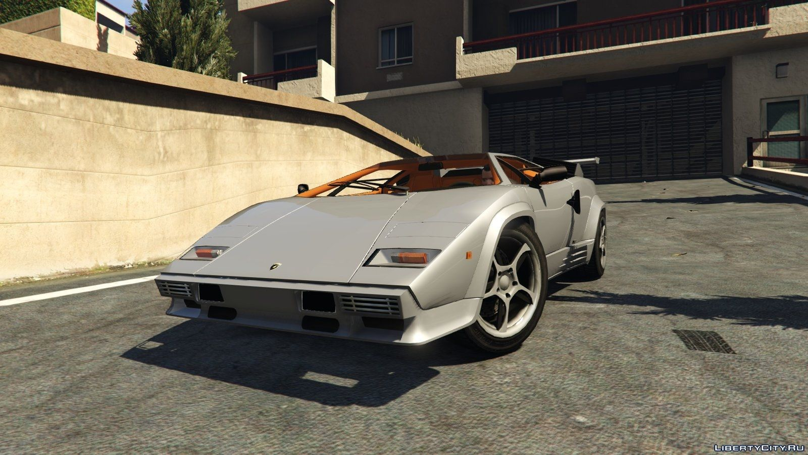 1988 lamborghini countach lp500 qv 1 0 gta 5. Black Bedroom Furniture Sets. Home Design Ideas