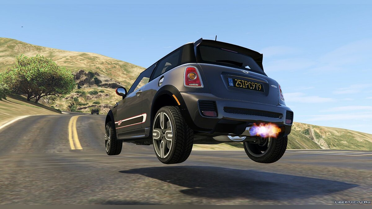 ������ Mini Mini JCW F56/R56 GP (2in1) [Add-On | Tuning | Livery] 1.2 ��� GTA 5