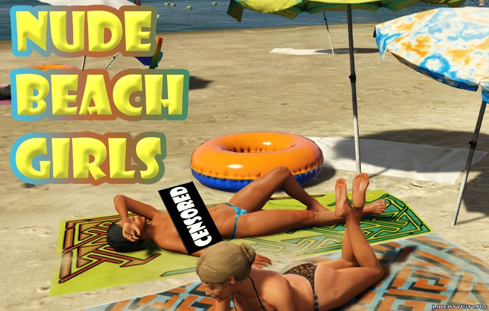 Nude gta 1 girls sex drunk chicks