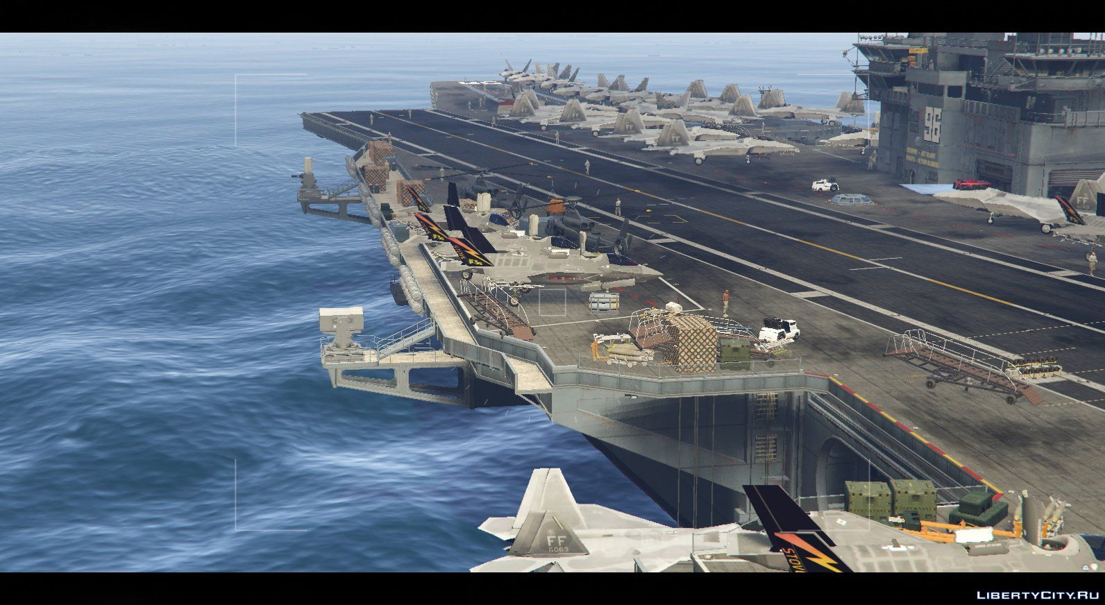 gta5 how to find carrier