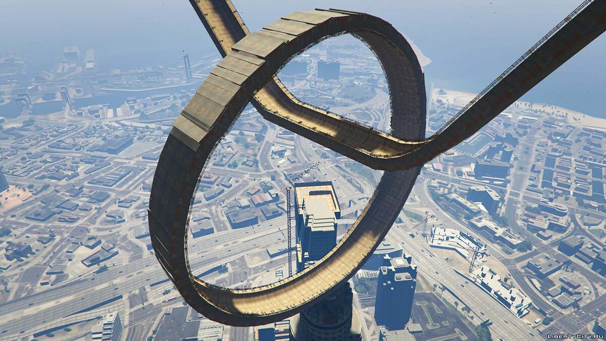 Новый объект Maze Bank Loop The Loop для GTA 5