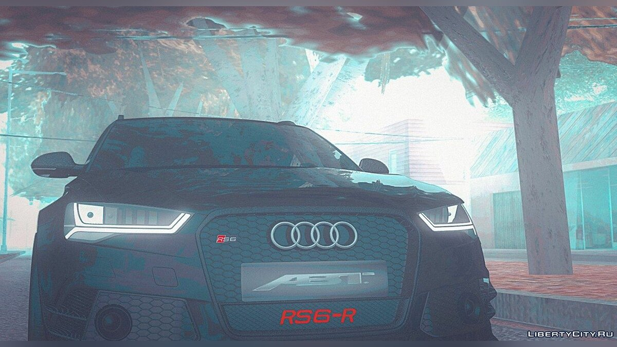 ������ Audi AUDI RS6 ABT ��� GTA San Andreas