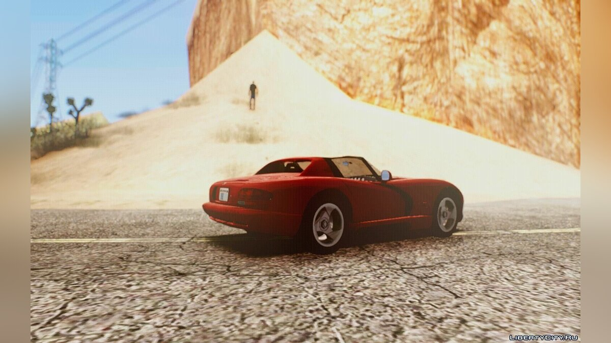 ������ Dodge Dodge Viper RT 10 (1992) ��� GTA San Andreas