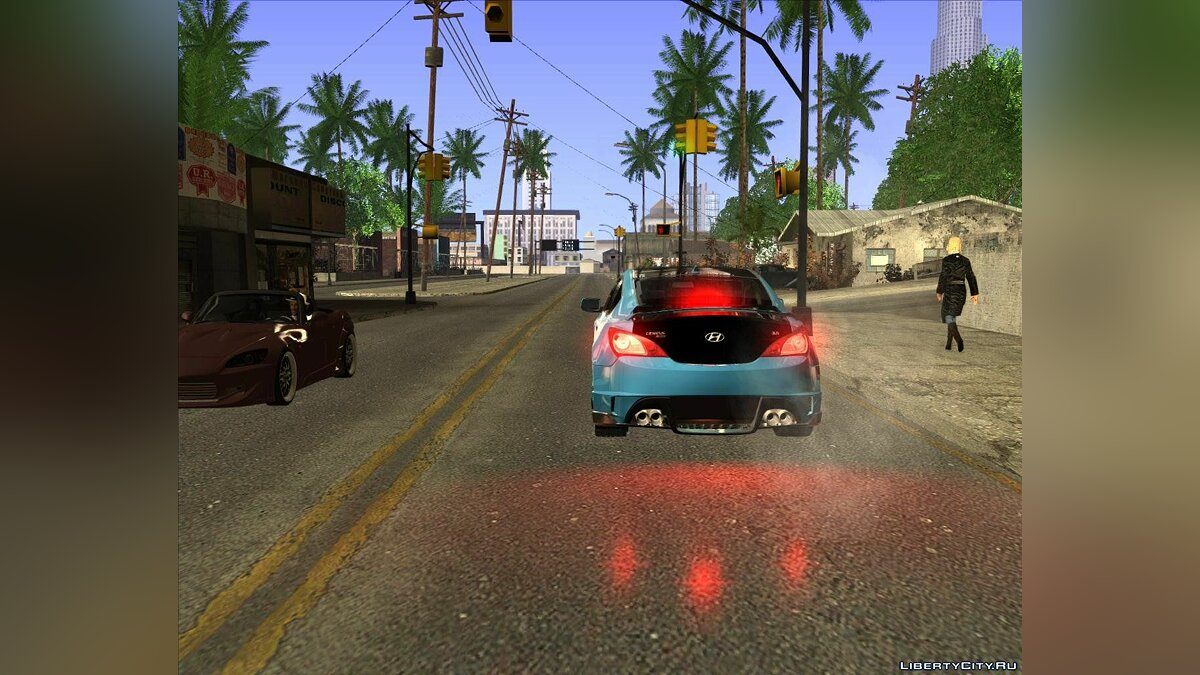 Low ENB �� KAXA919 ��� GTA San Andreas
