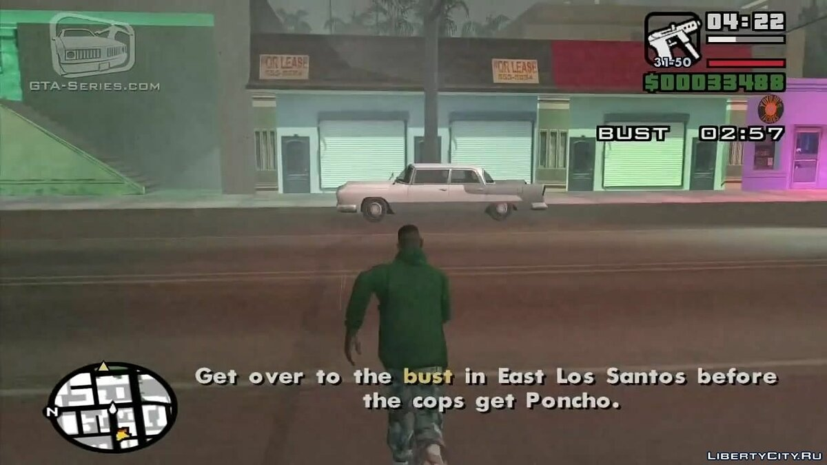 ��� ����� GTA San Andreas - Beta Mission #2 - Doberman ��� GTA San Andreas