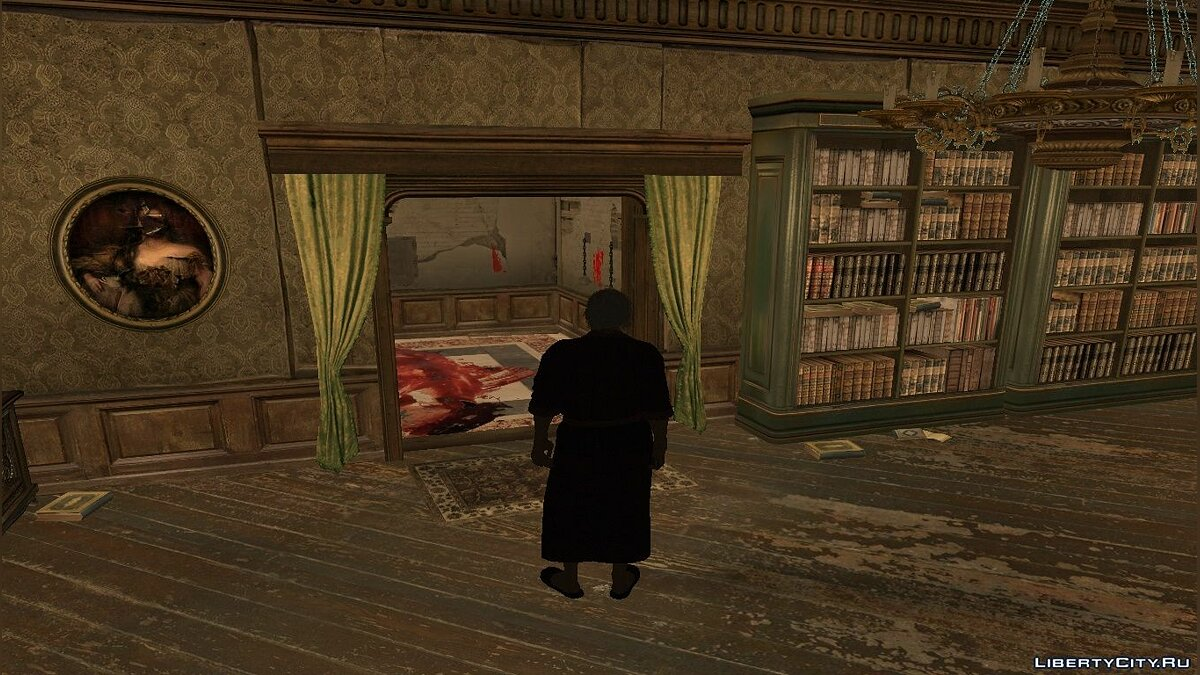 ��� ����� The Spencer Estate from resident Evil 5 ��� GTA San Andreas