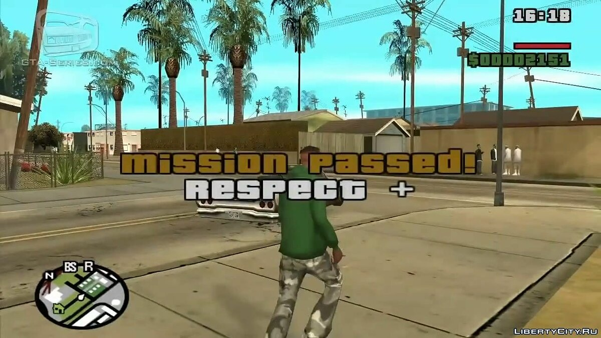 ��� ����� GTA San Andreas - Beta Mission #1 - Impounded ��� GTA San Andreas