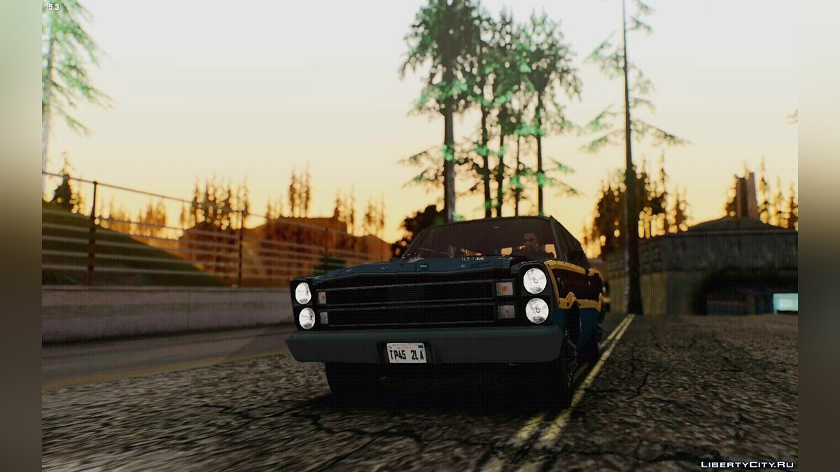 ������ Ford Ford County Squire (1966) ��� GTA San Andreas
