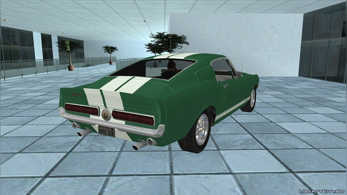 ������ Ford Ford Mustang Shelby GT500 '67 ��� GTA San Andreas