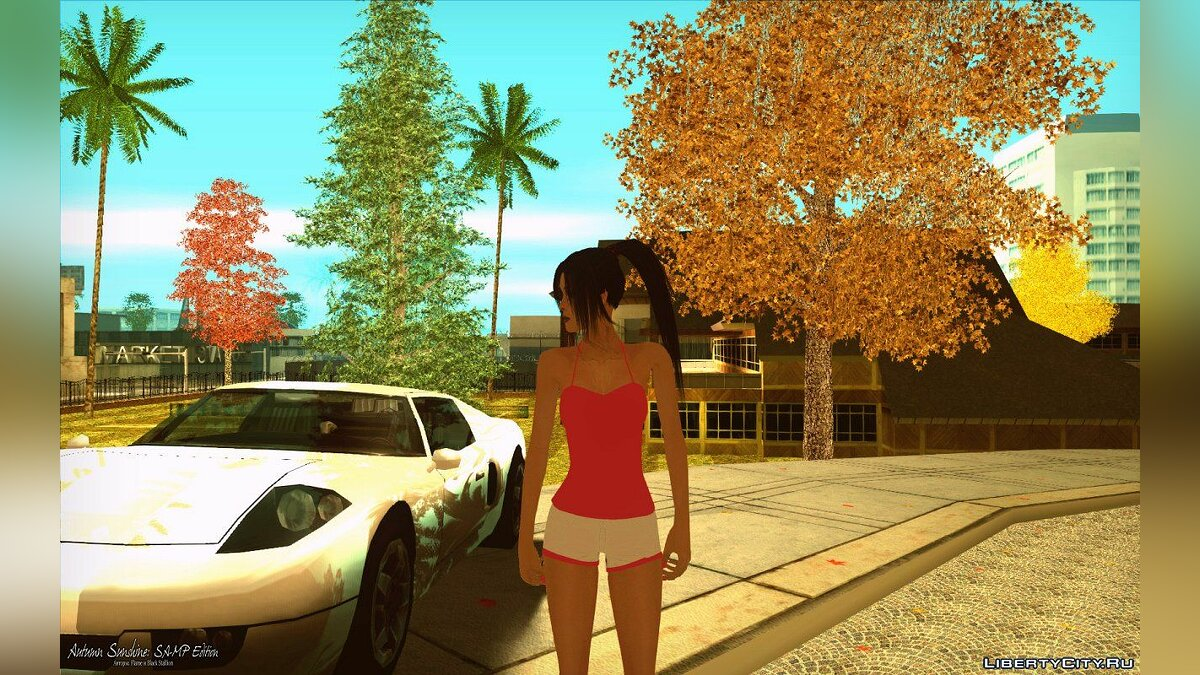 Autumn Sunshine: SA-MP Edition ��� GTA San Andreas
