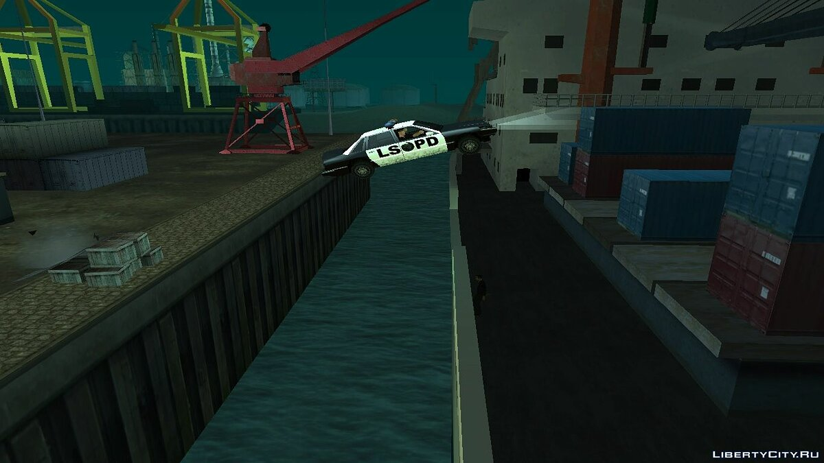 ����� ������ COPS ��� GTA San Andreas