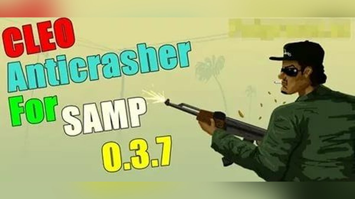 ����  AntiCrasher for SAMP 0.3.7 ��� GTA San Andreas