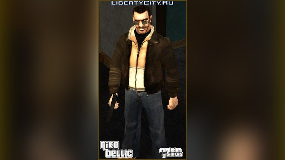 Niko Bellic ��� GTA San Andreas