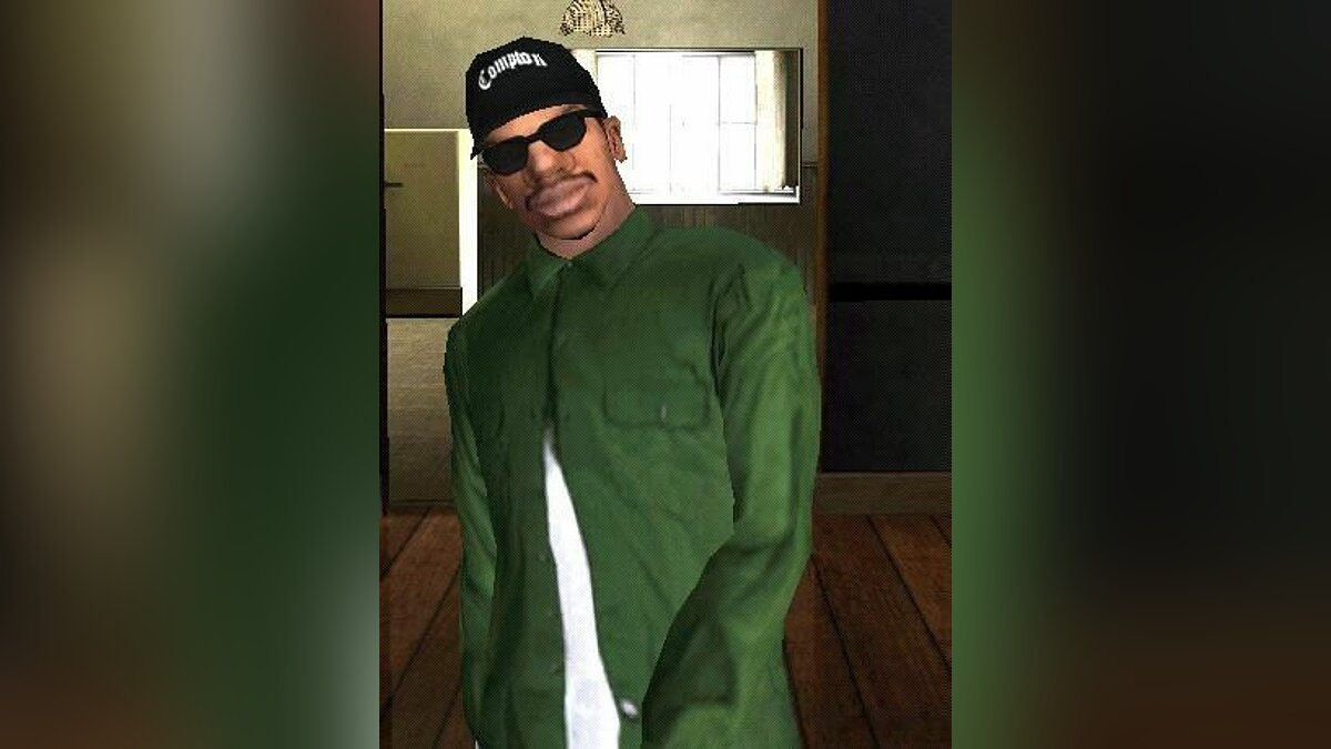 ����� ���� ��� CJ`� ��� GTA San Andreas