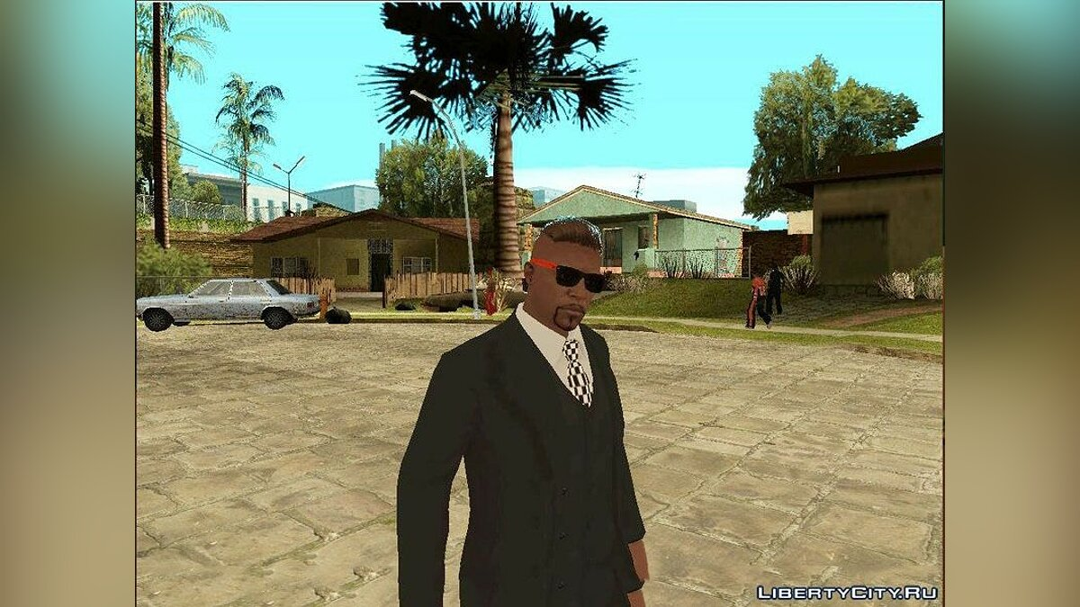 ����� �������� Player.img �� GTA Online (����) ��� GTA San Andreas