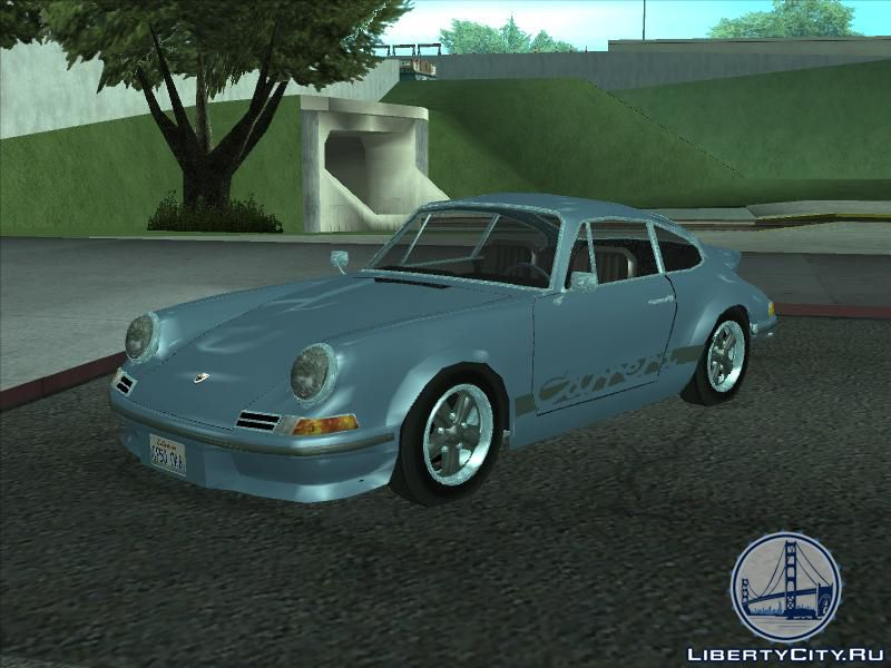 porsche 911 carrera 1975 gta san andreas. Black Bedroom Furniture Sets. Home Design Ideas