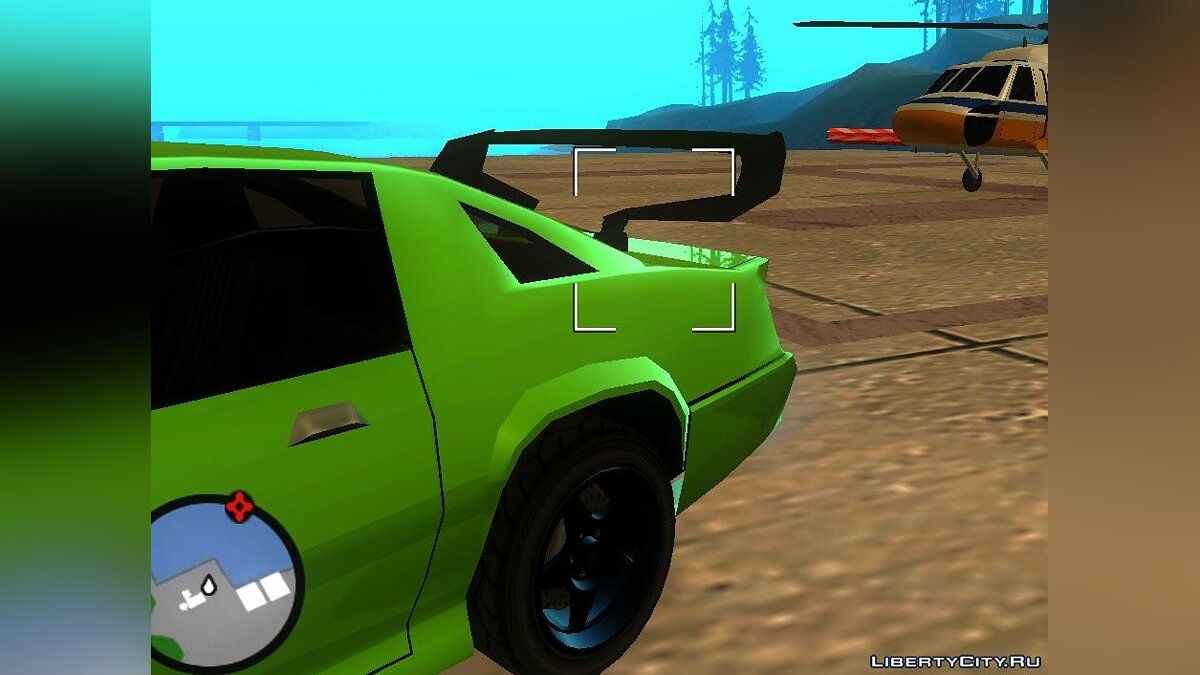 ������ New BUFFALO ��� GTA San Andreas