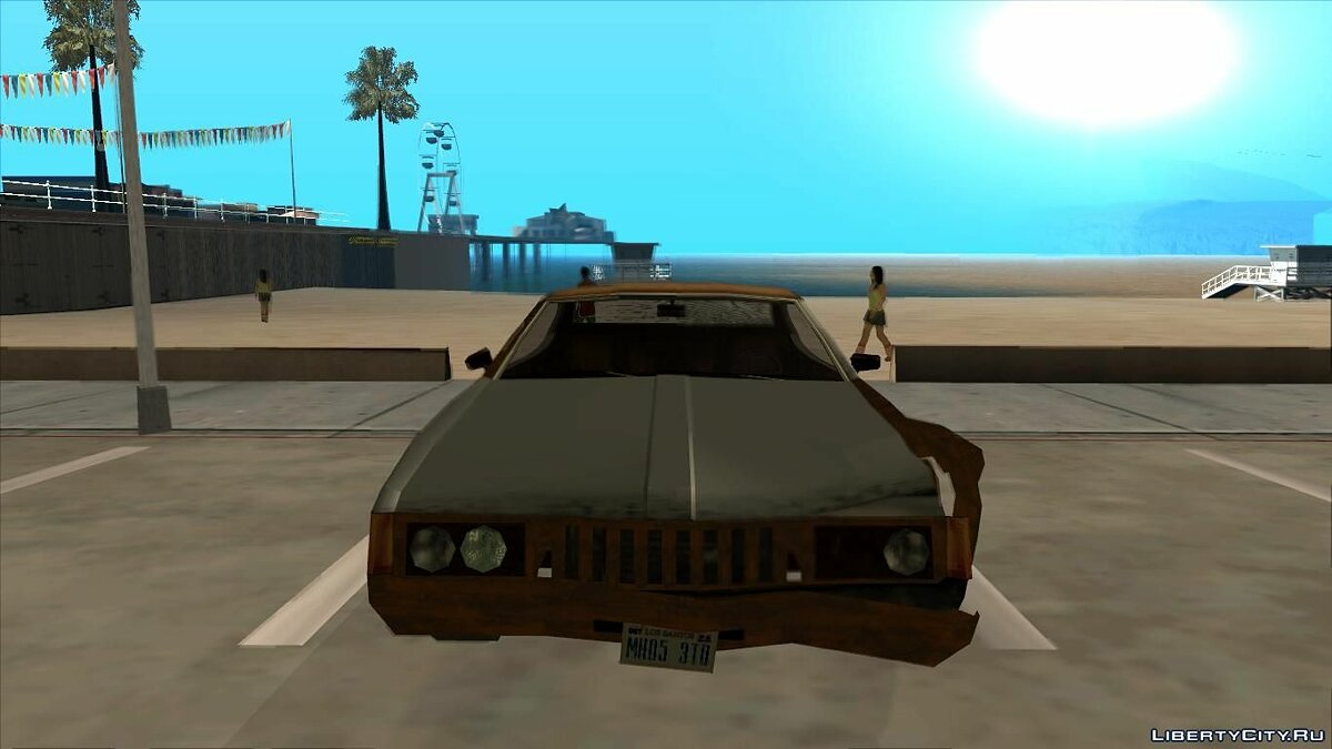 ������ Updated-Clover ��� GTA San Andreas