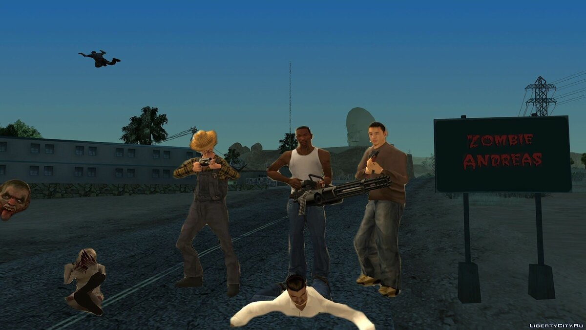 ���������� ���������� ����� ������ ������ ZA 2.1 (Johnson story) ��� GTA San Andreas