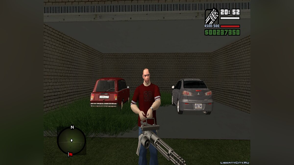 ���������� ���������� ��� GTA ������������ ������ Beta v2 ��� GTA San Andreas