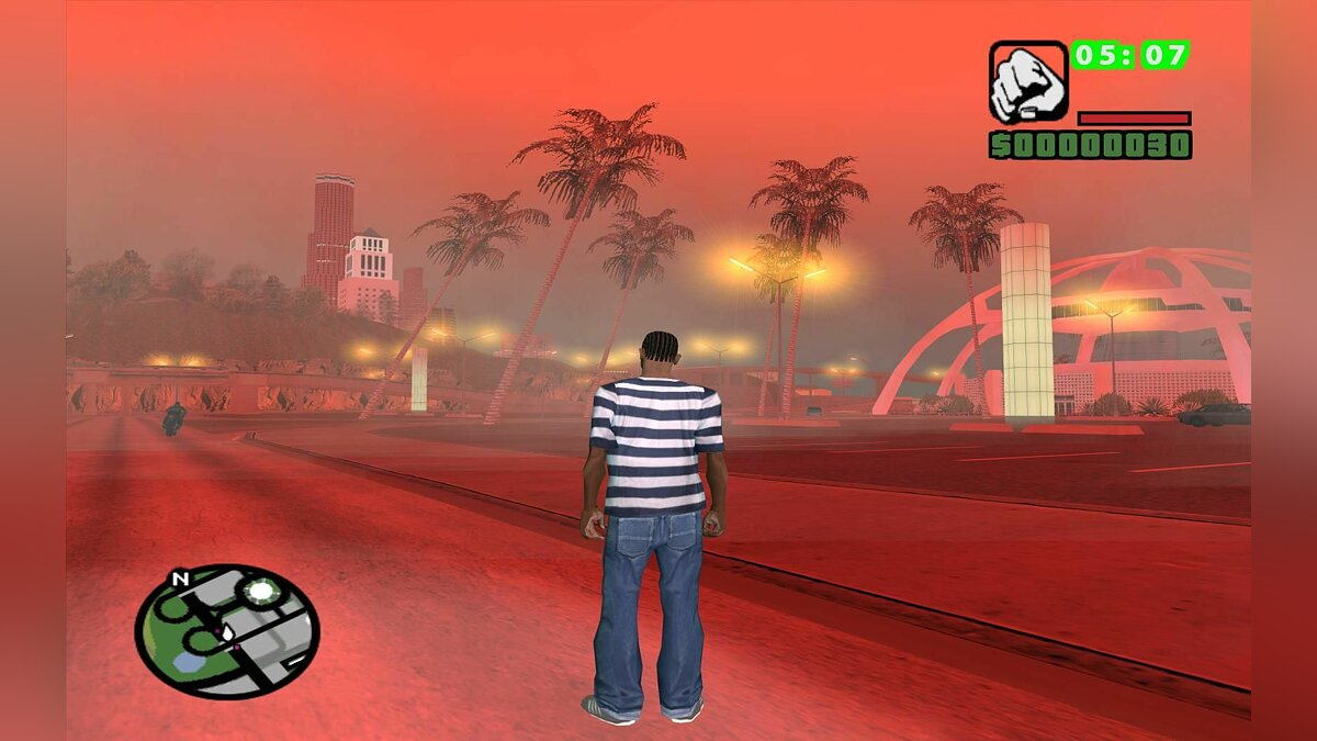 Weather manager ��� GTA San Andreas
